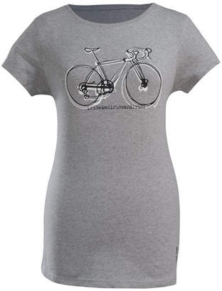 dead Good dog One For The Road Ladies Fit T Shirt