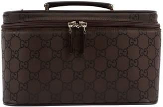 Gucci Cloth vanity case