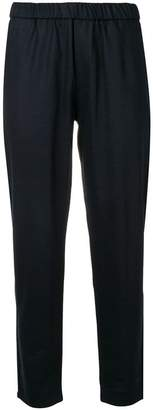 Barena cropped tapered trousers