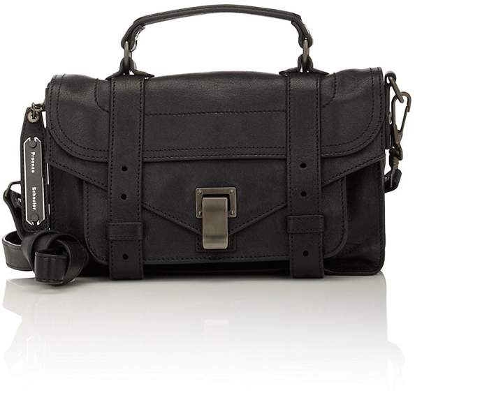 Proenza Schouler Women's PS1 Tiny Leather Shoulder Bag