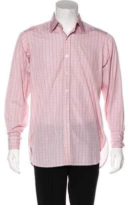 Turnbull & Asser French Cuff Dress Shirt