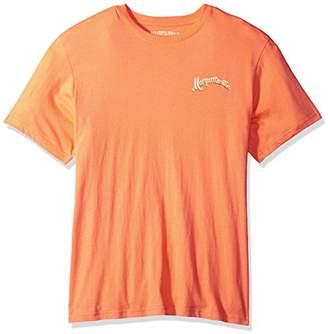 Margaritaville Men's Short Sleeve Parrot Bar and Grill T-Shirt