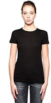 Stateside Women's Royal Supima Short Sleeve Tee
