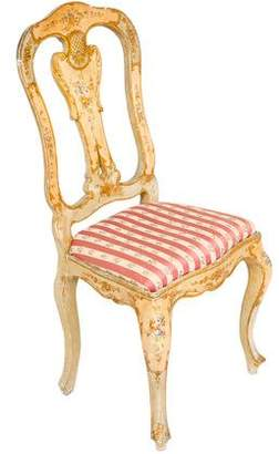 Swedish-Style Hand-Painted Chair