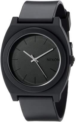Nixon Men's Plastic Analog Dial Watch A119-524