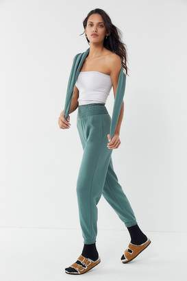 Out From Under Jett Smocked Jogger Pant