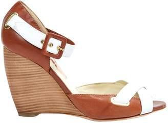 Rupert Sanderson Leather mules & clogs