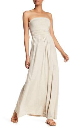 WEST KEI Strapless Maxi Dress