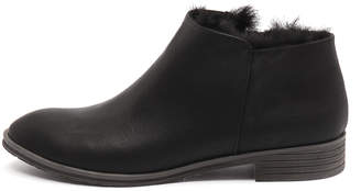 I Love Billy Turla Black-black Boots Womens Shoes Casual Ankle Boots