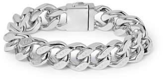 A.P.C. Stainless Steel Id Bracelet