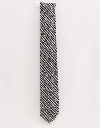 Gianni Feraud Flannel Dog Tooth Tie