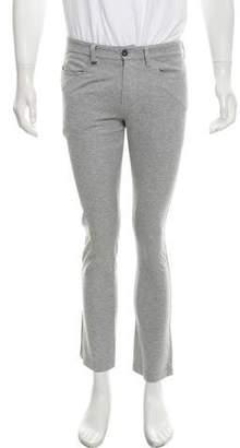 Dolce & Gabbana Tonal Stitched Pants