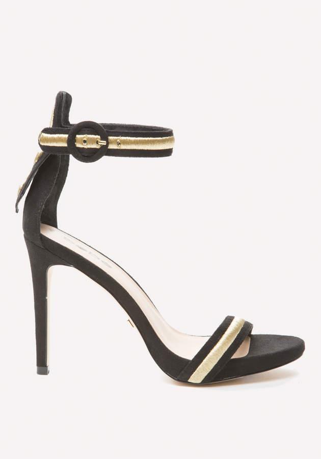 Stephaniee Military Sandals
