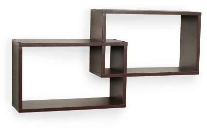 Danya B. Intersecting Boxes Wall Shelf
