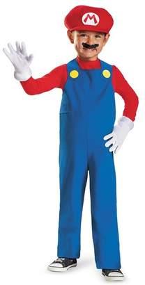 Disguise Super Mario Bros. Mario Costume (Toddler Boys)
