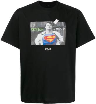 Throwback. Superman T-shirt