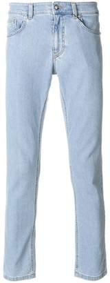 Versus bleached effect skinny trousers