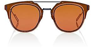 "Christian Dior MEN'S COMPOSIT 1.0"" SUNGLASSES - ORANGE 00505047453616"