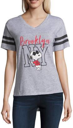 Freeze Brooklyn NY Snoopy Tee - Juniors