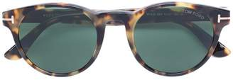 Tom Ford round frame sunglasses