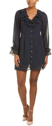 Nanette Lepore Bennie And The Dress Shirtdress