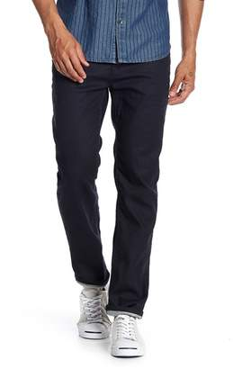 "Seven7 Dark Wash Slim Fit Jeans - 30-34"" Inseam"