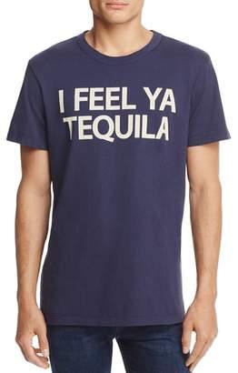 Chaser Tequila Feels Crewneck Short Sleeve Tee