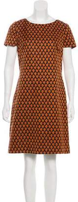 Prada Wool and Silk Dress