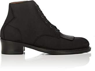 Barbanera BARBANERA MEN'S BUSTER OILED SUEDE BOOTS