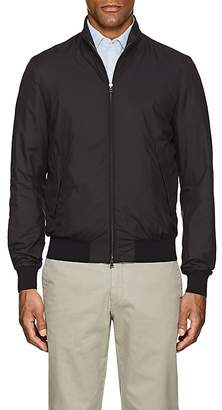 Herno MEN'S TECH-FABRIC BOMBER JACKET