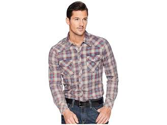 Rock and Roll Cowboy Long Sleeve Snap B2S7002