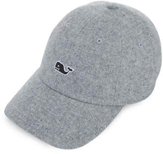 Vineyard Vines Wool Whale Logo Baseball Hat