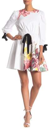 Ted Baker Tranquility A-Line Dress