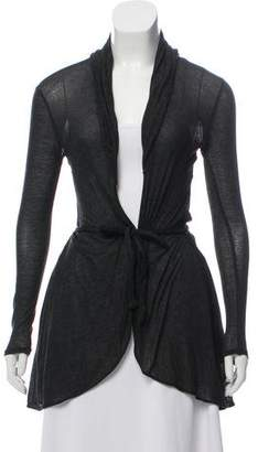 Adam Lightweight Belted Cardigan
