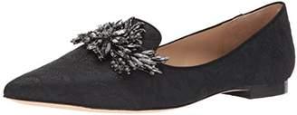 Badgley Mischka Women's Mandy Loafer Flat