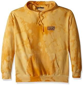 Obey Men's Unwritten Future Tie Dye Hooded Sweatshirt