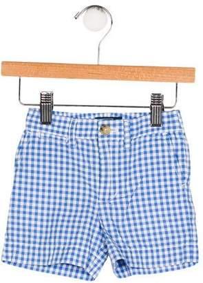Polo Ralph Lauren Boys' Gingham Shorts