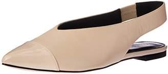 Calvin Klein Women's Alannah Pointed Toe Flat