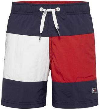 Tommy Hilfiger Boys Flag Swim Short