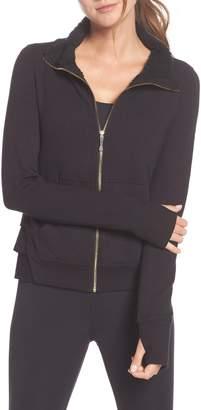 Kate Spade fleece lined jacket