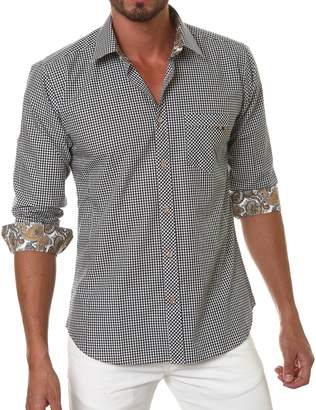 Jared Lang Dress Shirt Style # TUR928