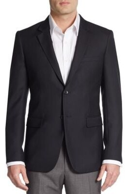 Theory Regular-Fit Xylo NP Wool Sportcoat