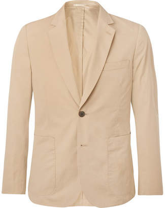 Paul Smith Beige Soho Slim-Fit Cotton Suit Jacket