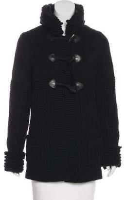 Chanel Cashmere Toggle Cardigan