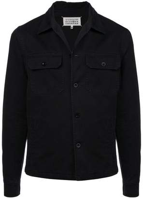 Maison Margiela long-sleeve fitted jacket