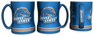 NCAA Boise State University Relief Mug