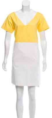 Altuzarra Short Sleeve Shift Dress
