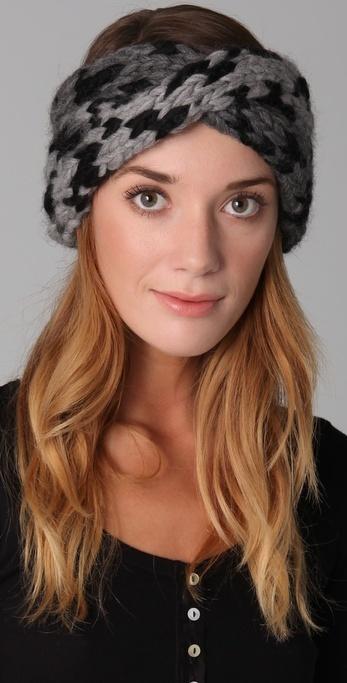 Eugenia Kim Lula Chunky Turban Headband