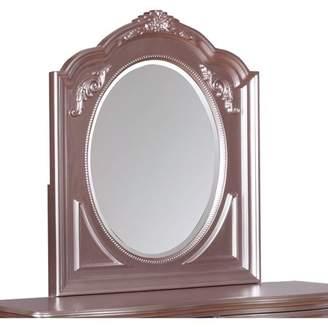 Coaster Company Caroline Mirror, Metallic Lilac