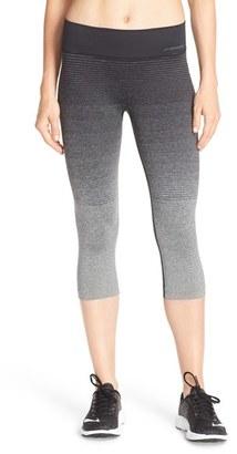 Women's Brooks 'Streaker' Capri Leggings $85 thestylecure.com